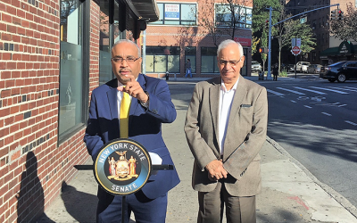 Peralta Unveils Bill to Require  Massage Parlors to Register with State
