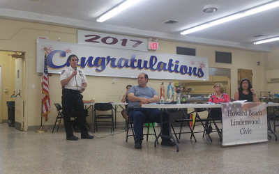Property Crimes  on the Rise in  Howard Beach: Top Cop