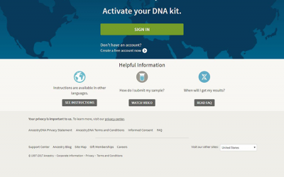 Popular At-Home DNA Test Kits  Putting Consumer Privacy at Risk: Schumer