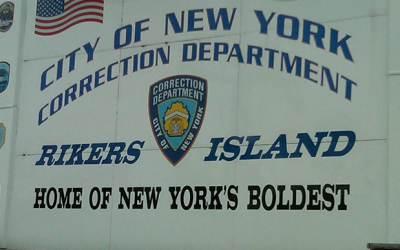 Girlfriend of Rikers Island Inmate Pleads Guilty  to Conspiracy to Commit Murder