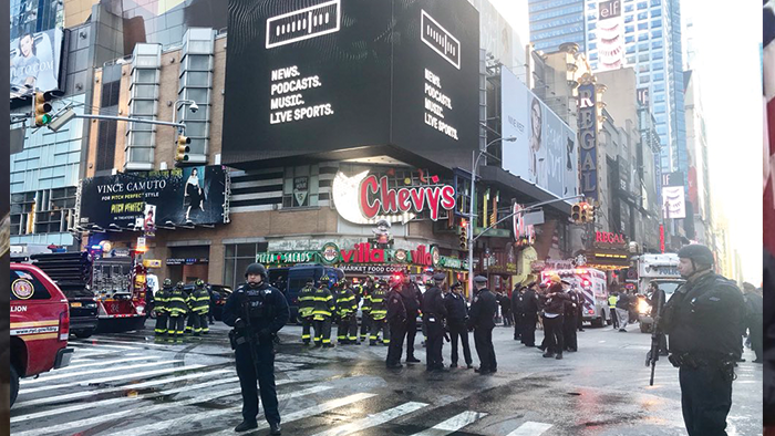 Bungled Subway Tunnel Terror Attack  Still Shocks City
