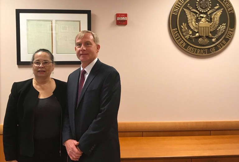 Richard Donoghue Appointed Interim U.S. Attorney  for Eastern District