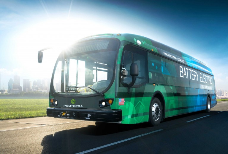 Cuomo Kicks off All-Electric Bus Pilot Program  in Queens, Brooklyn, Manhattan