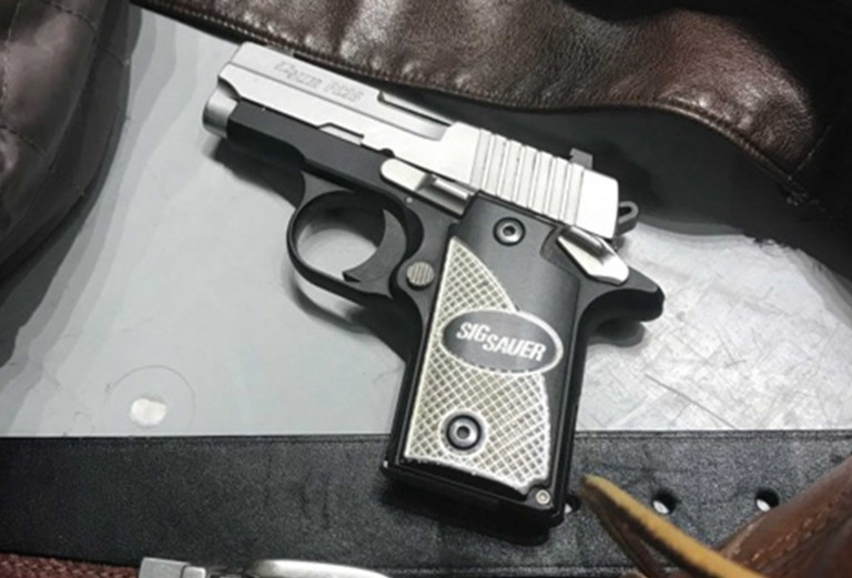 Laurelton Man Arrested at JFK after Gun is Spotted among Carry-on Items