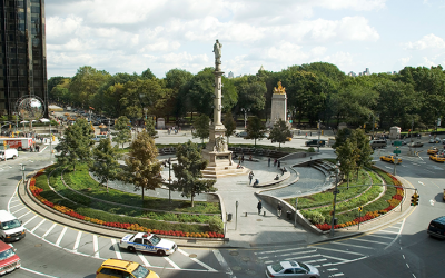 City Decides Columbus Statue will Stay in Namesake Circle