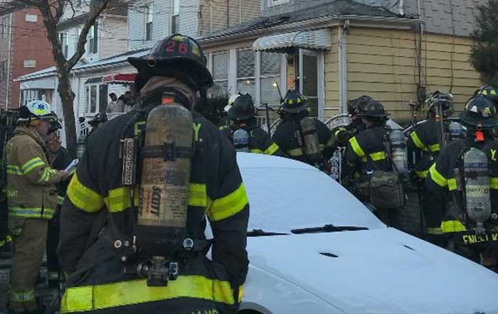 New Year's Day Fires Spark Rough Start to 2018 for Some Borough Residents