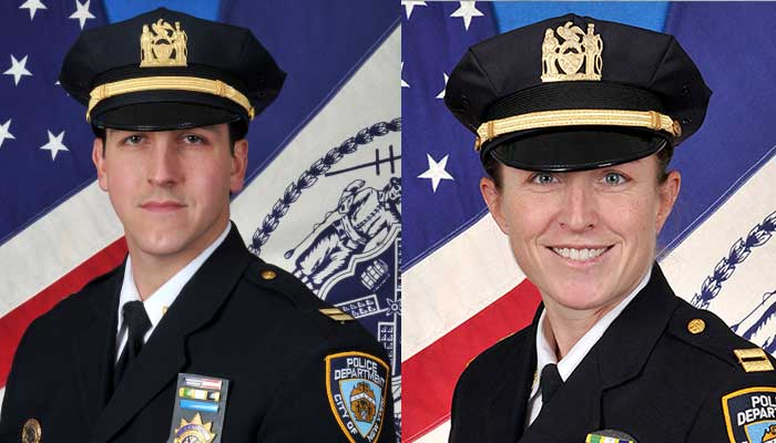 South Queens Top Cops won't Rest on Laurels