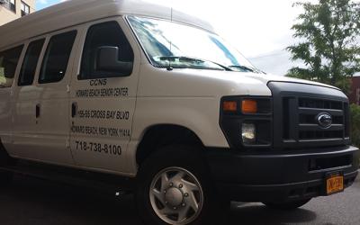 Borough Pols Secure  Funds for Senior Transportation Program