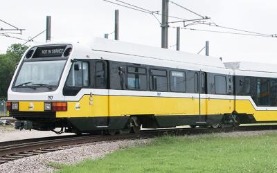 DOT Publishes Mammoth Light Rail Study Report