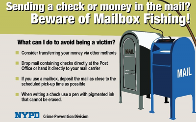 Meng Presses USPS to Install Anti-Theft  Collection Boxes in Borough to Combat Mail Fishing