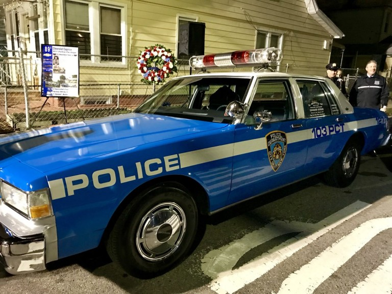 Byrne Bright: City Marks 30th Anniversary of Assassination of Hero Queens Cop