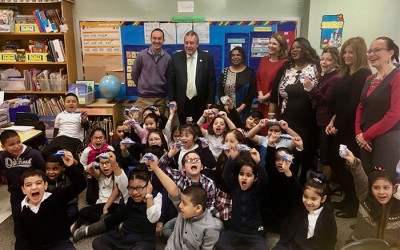 Borough Schools Shine  in Ferry Vessel-Naming Contest