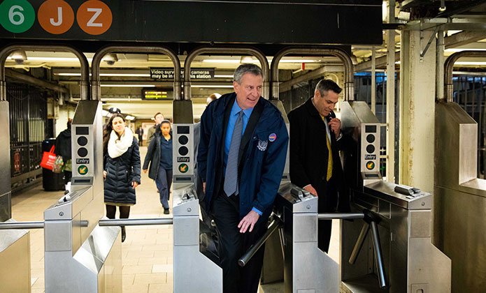 MTA vs. NYC Subway Funding Fight Rolls On