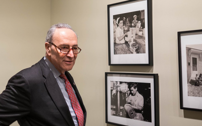 Schumer Decries  Proposed Cuts to School Safety Programs