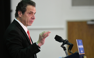 New York Leads 'States for Gun Safety' Coalition  that Pledges to Share Info on Firearms