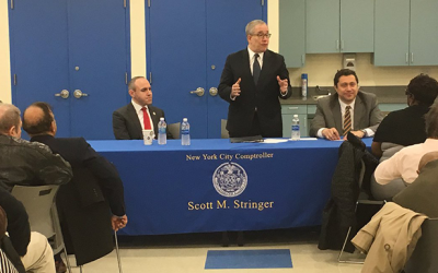 Stringer Budget Review  Puts Some City Agencies on the Hot Seat