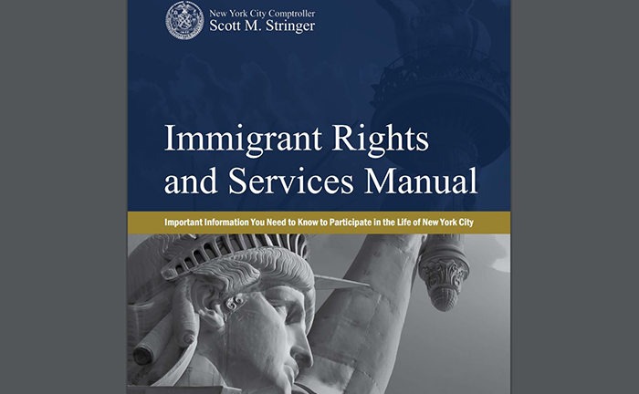 City Comptroller Updates Immigrant Rights Manual