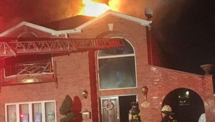 Dryer Fire Claims Howard Beach Home