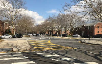 It's (Round)about Time: Community Approves DOT's Plan to Redesign Lindenwood Triangle