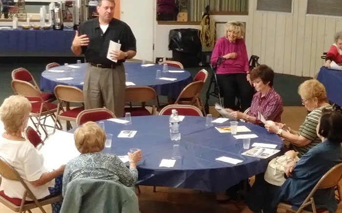 Addabbo, City to Host Property Tax Event  for Seniors, Disabled