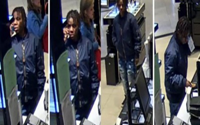 Perp Makes Purchase with Credit Card Stolen from Howard Beach Auto