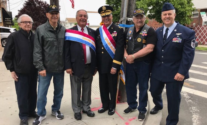 Stars, Stripes, and Sacrifice: Howard Beach Honors Fallen Service Members with Memorial Day Mass, March, and Ceremony