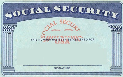 Replace Social Security Cards Online: Feds