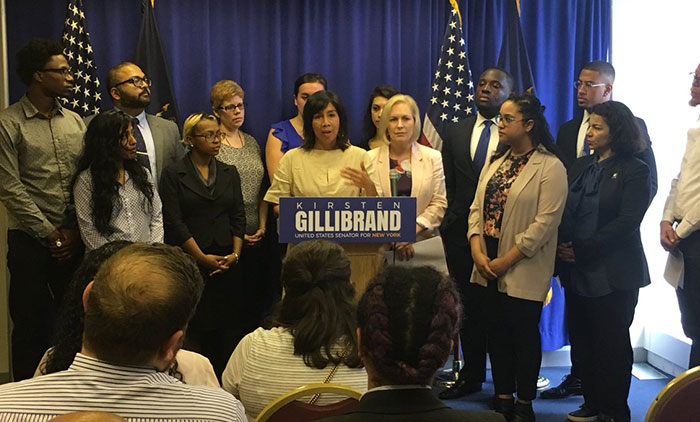 Gillibrand Calls for New Oversight Regulations  for Student Loan Industry
