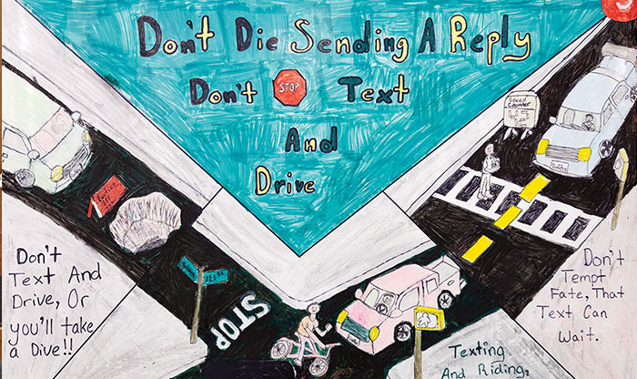 Area Schools are Big Winners in  DOT Vision Zero Competition