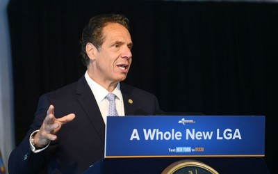 Cuomo Signs Legislation Advancing LaGuardia AirTrain Project