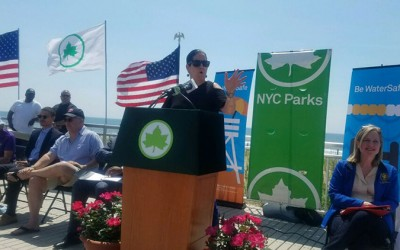 Pol Pushes MTA to Toss Bridge Toll
