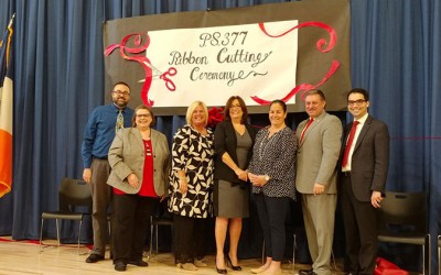 Ozone Park School Preps for Inaugural Year