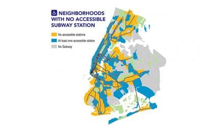 Comptroller Blasts MTA for 'Transit Deserts'