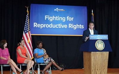 Cuomo Announces New Actions to  Protect Reproductive Rights