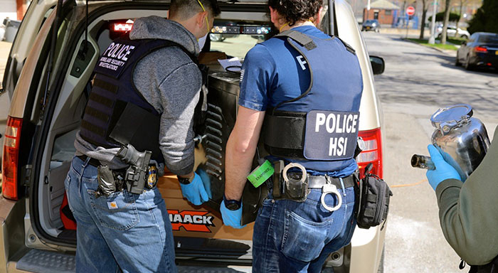 Flushing Men among 36 Alleged Darknet Vendors Nabbed for Selling Illicit Goods, Weapons, and Drugs