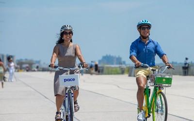 City Kicks off Dockless Bike-Share Pilot Program  in Rockaway