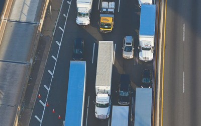 City Launches $100M Plan to Modernize Freight Distribution System