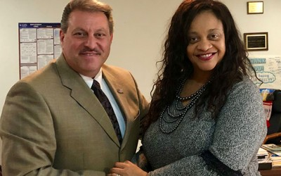 Addabbo Looks to Aid Awareness  of Human Trafficking and Domestic Violence