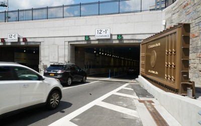 Sandy Work at Midtown Tunnel Completed ahead of Schedule