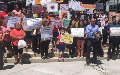 NY Pols Unveil Bill to  Establish 'Sanctuary State'