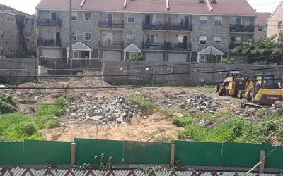 Current Conditions, Future Plans for  Lindenwood Lot Leave Neighbors Anxious