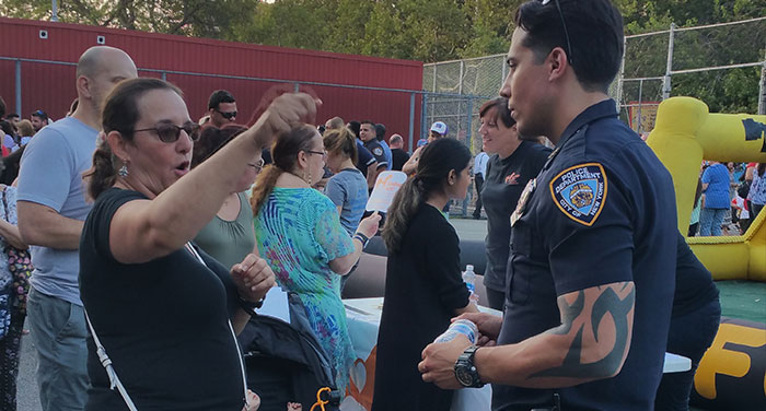 Area Precincts to Mark  National Night Out