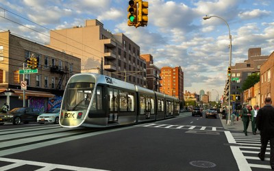 City Ready to Move Forward with  Brooklyn Queens Connector Streetcar