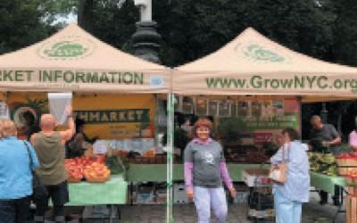 Forest Park Farmers Market Opens
