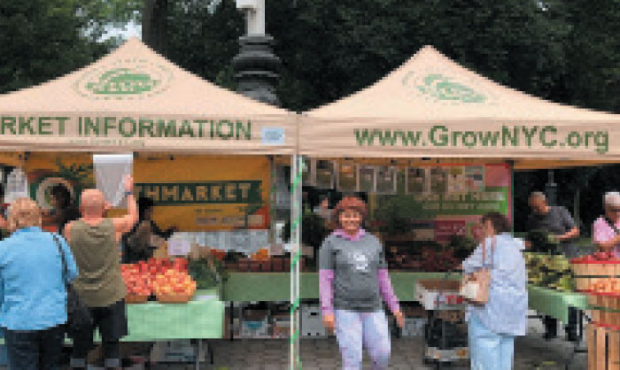 Forest Park Farmers Market Opens