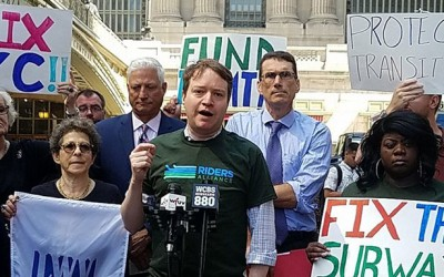 Coalition Calls on Cuomo to Sign Transit Lockbox Bill