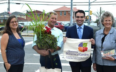 Ulrich Touts Broad Channel Planter Project