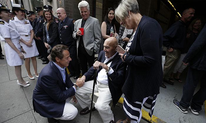 Cuomo Calls for  Full Funding  of 9/11 Victim Fund