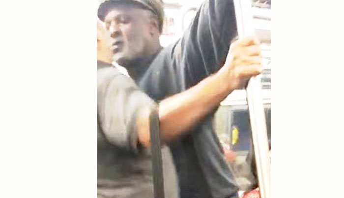 Shouting Match Ends in Stabbing Aboard  Forest Hills  F Train
