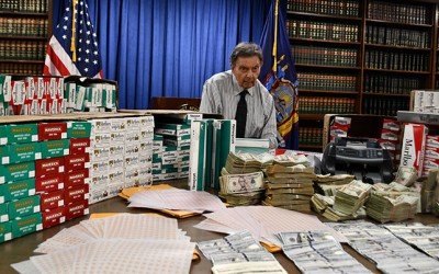 Little Neck Family Charged for  Alleged Roles in Untaxed Cigarette Smuggling Ring